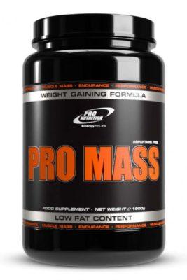 pro mass pro nutrition