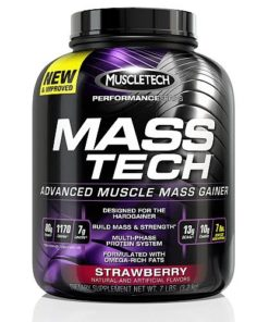 mass tech de la muscletech