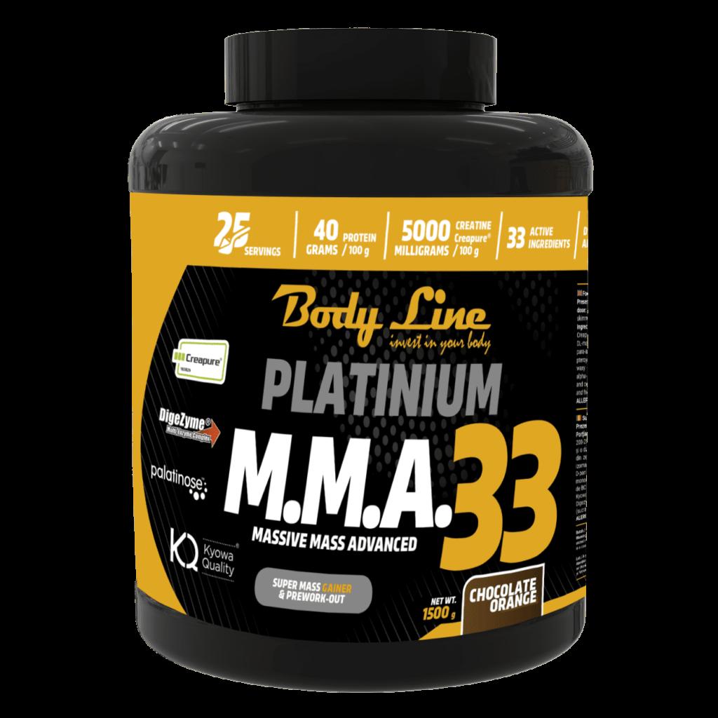 M.M.A 33 Body Line masa musculara