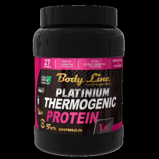 platinum thermogenic protein pentru femei