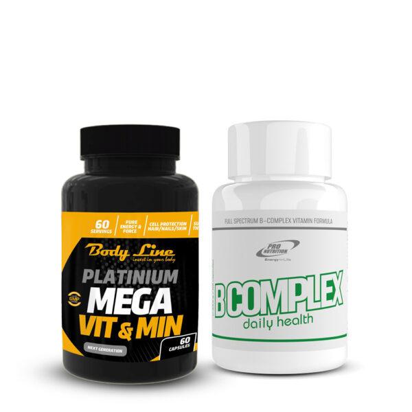 Pachet Radiant vitamine pentru par si unghii