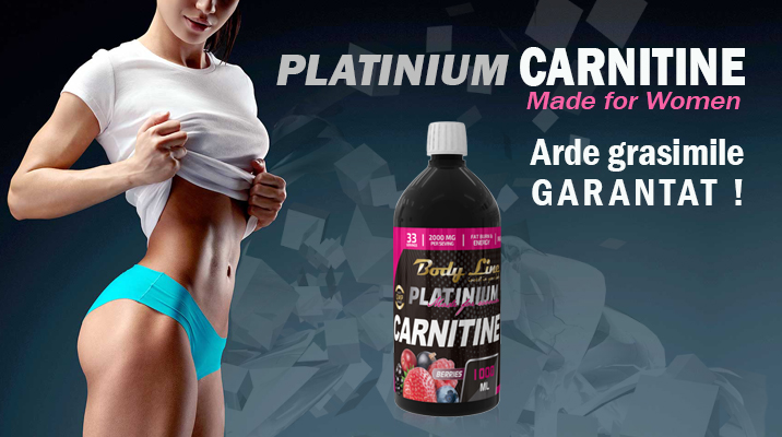 beneficiile carnitinei