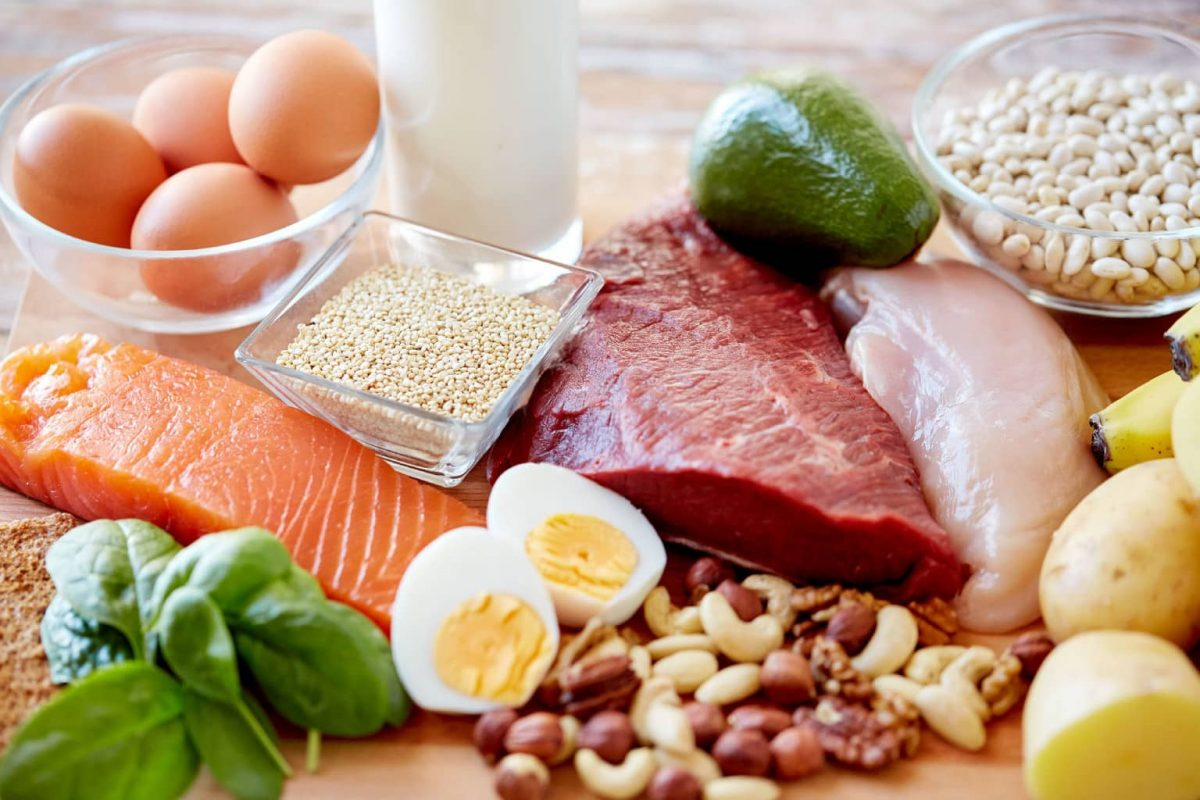 cate proteine trebuie sa mananci intr-o zi