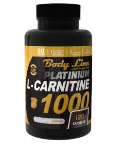 carnitina 1000 mg