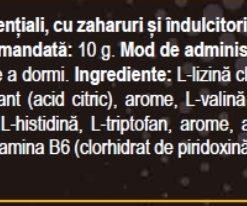 aminoacizi ingrediente