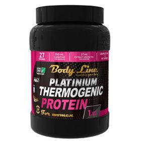 Thermogenic Protein for Women – proteine pentru femei, diete de slabit rapid 1 kg pe zi