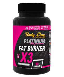 slabeste rapid cu Fat Burner X3