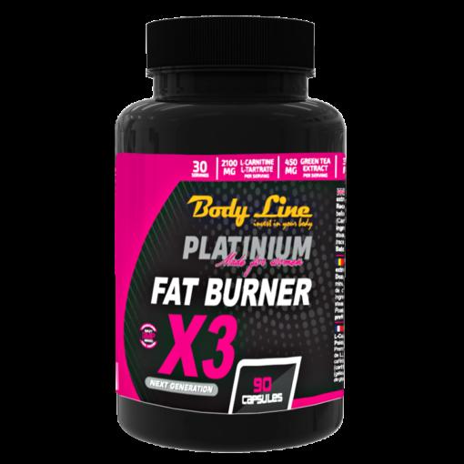 slabeste rapid cu Fat Burner X3