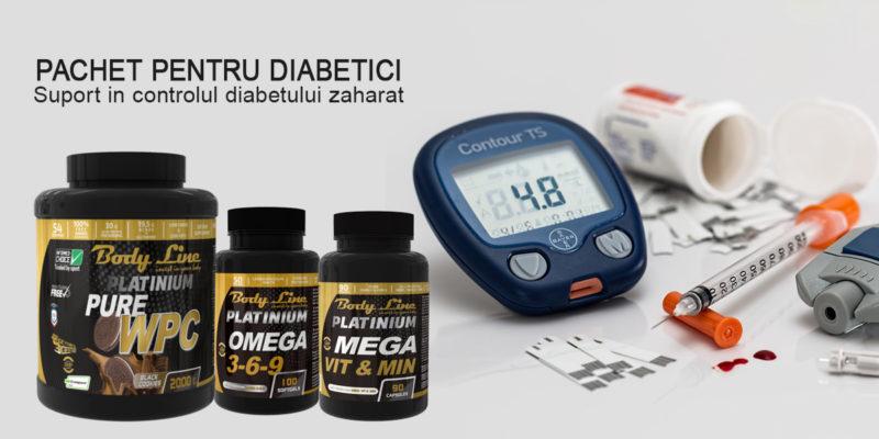 pachet pentru diabetici