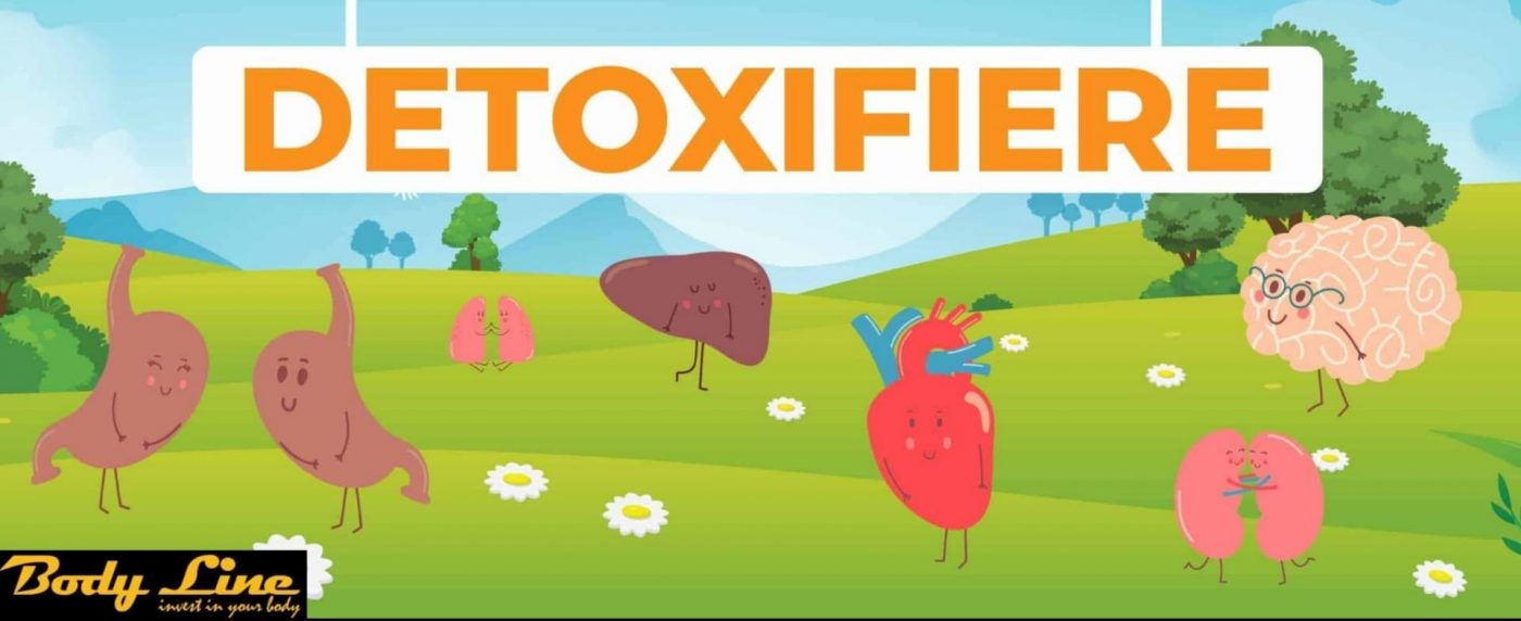 Cura de detoxifiere a organismului