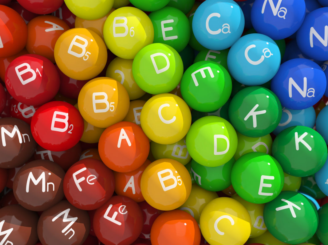tipuri de vitamine