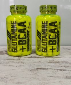 PURE GLUTAMINA BCAA