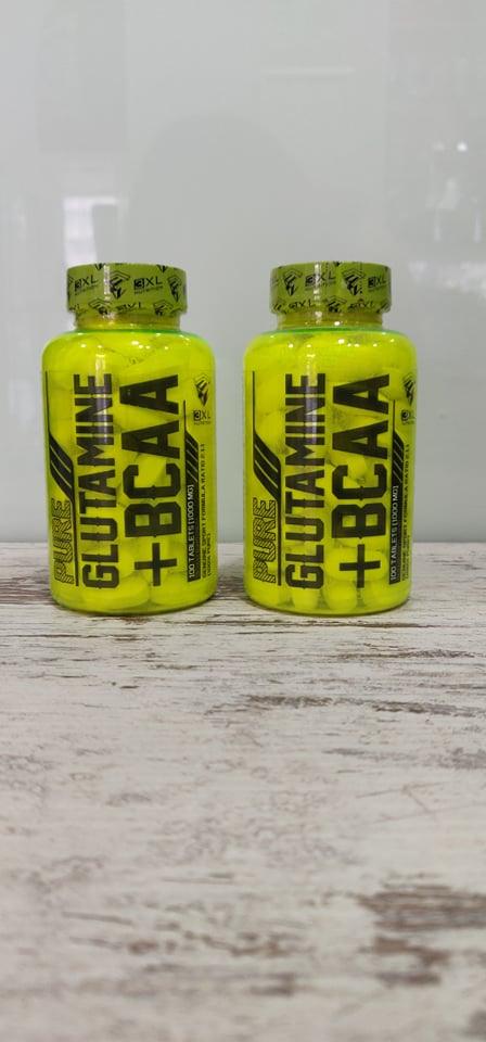 PURE GLUTAMINA BCAA