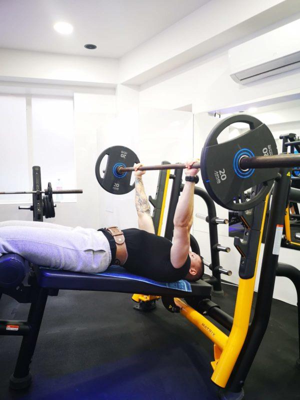 exercitii pentru piept impins 1