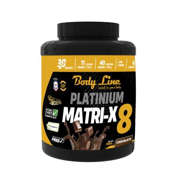 PLATINIUM MATRI X 8 Chocolate Flavour min