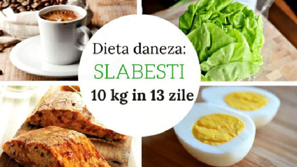 dieta daneza 13 zile