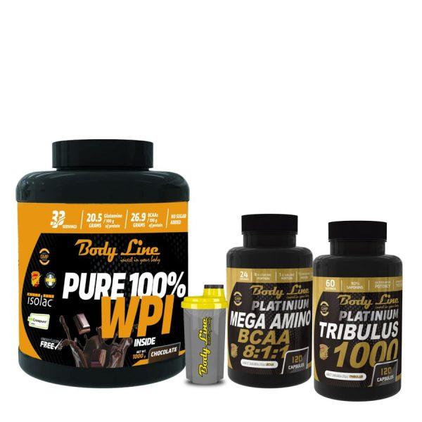 proteine masa musculara