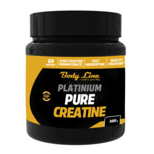 BODY LINE PLATINIUM PURE CREATINE CAPTURE 300 GR.