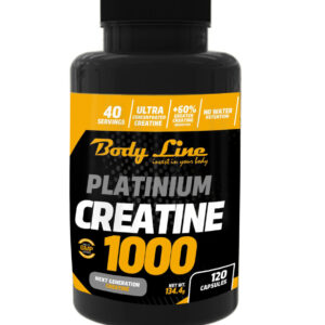 Platinium creatine 1000 new