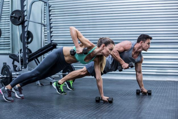 Fitness la sala