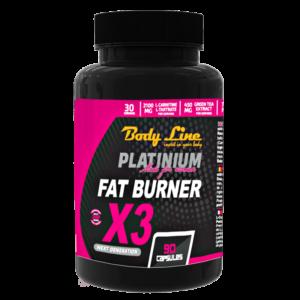 Fat Burner femei X3 - slabire rapida si eficienta/arzător de grăsimi