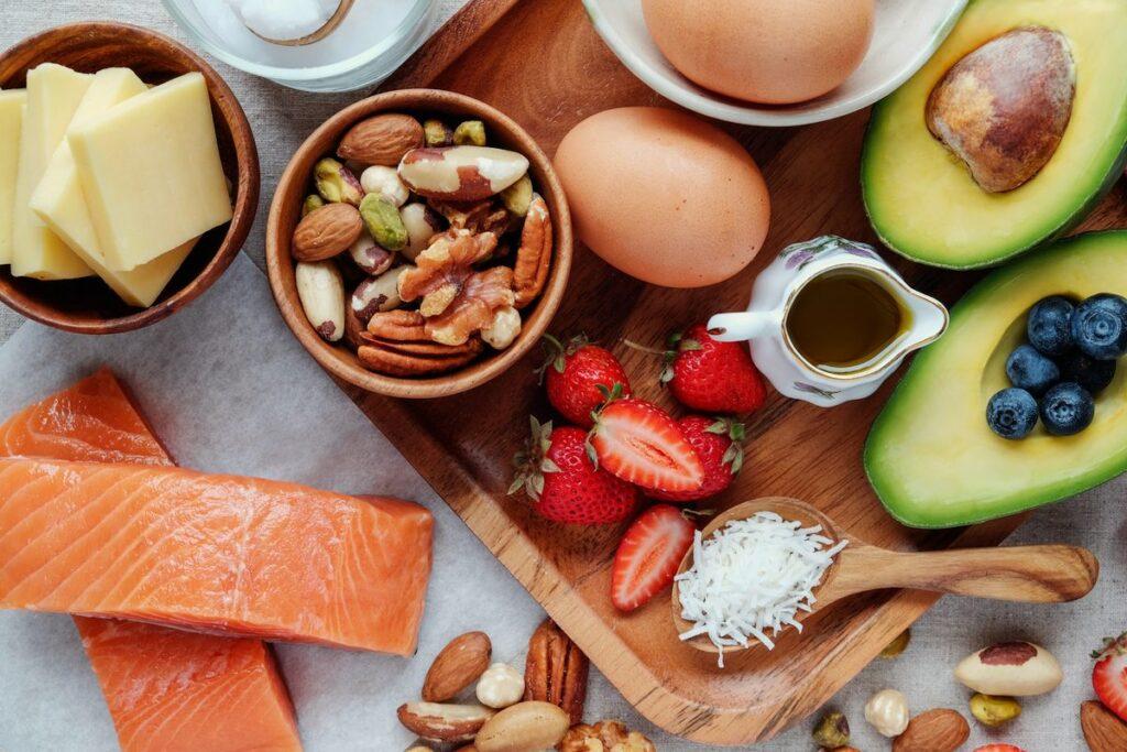 musculatură bine dezvoltată - alimente in dieta ketogenica