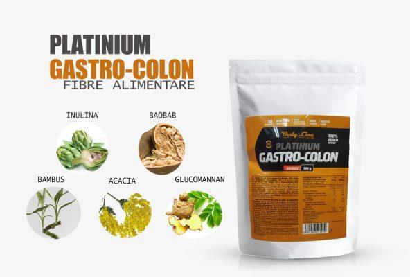GASTRO COLON Fibre alimentare sprijină intoleranța alimentară