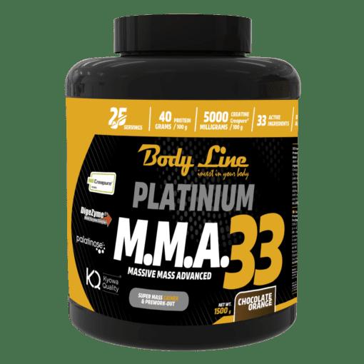 M.M.A 33 suplimente nutritive