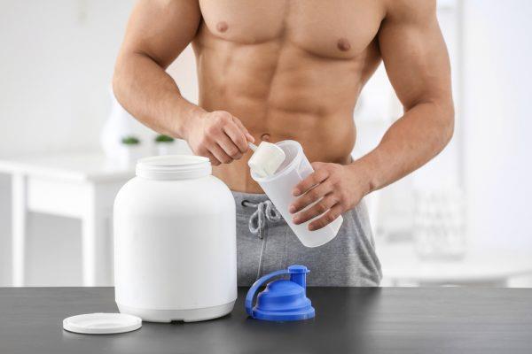gainer pentru masa musculara