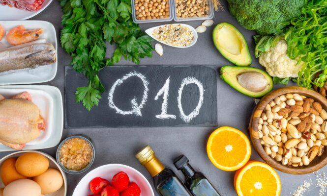 alimente bogate în coenzima Q10