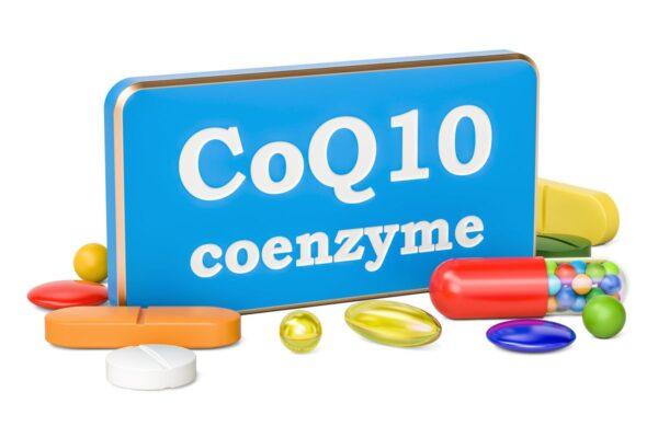 CoQ10 - suplimente