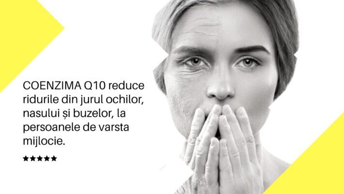coenzima q10 beneficii