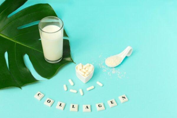 colagen - suplimente pudra si pastile