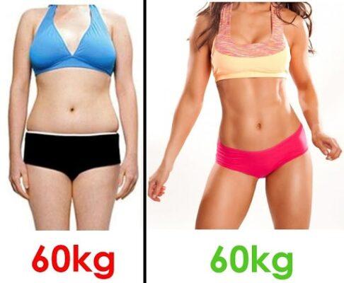 pierdere greutate versus pierdere grăsime - care este diferența?