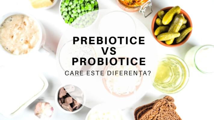 prebiotice vs probiotice