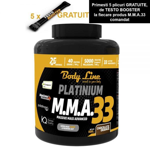 BODYLINE PLATINUM M.M.A.33 oferta testo booster2 min