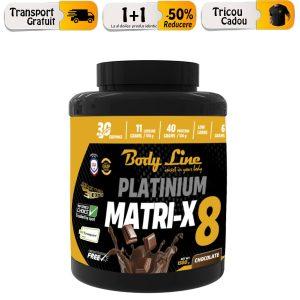 PLATINIUM MATRI-X 8 crestere masa musculara offer