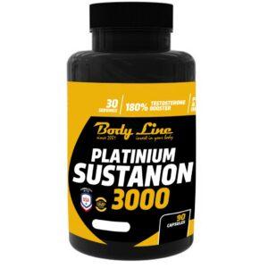 Platinium-Sustanon-3000-90Capsules