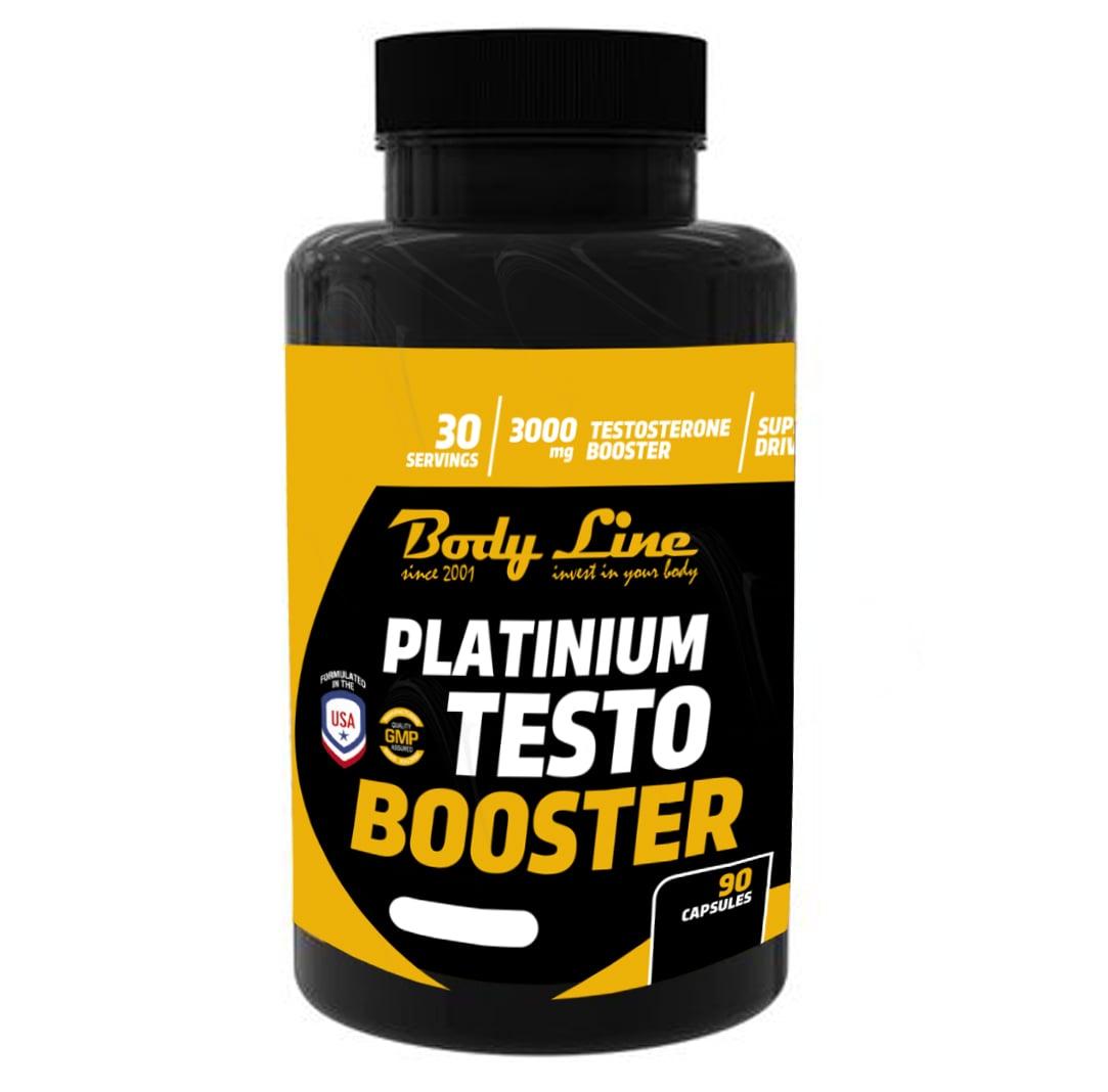 TESTO BOOSTER - stimuleaza productia de testosteron