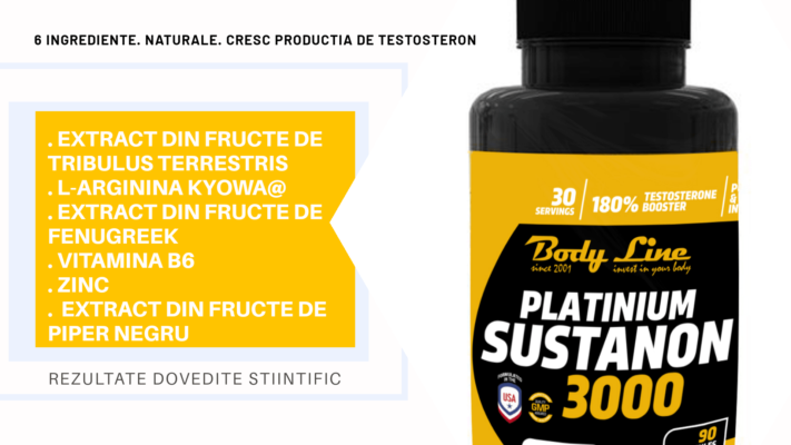 SUSTANON 3000 INGREDIENTE