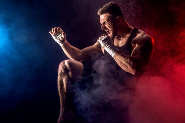TESTO BOOSTER SPORTMAN FIGHTING