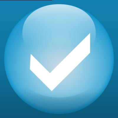 ok icon blue 1