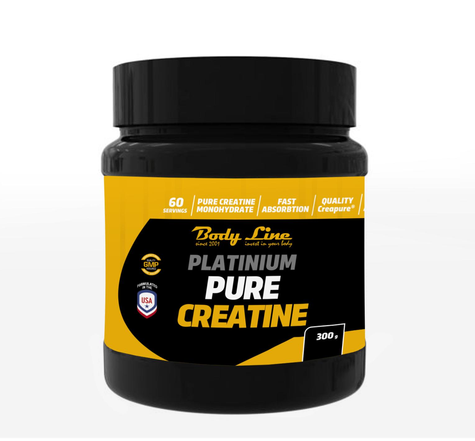 pure creatine creapure - creatina monohidrata