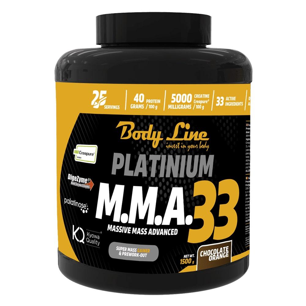 M.M.A 33 - masa musculara rapida