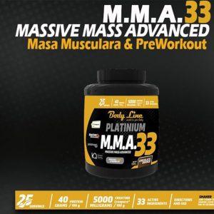 M.M.A 33 – Masa musculara rapida