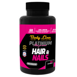 NEW BODY LINE PLATINIUM HAIR&NAIL