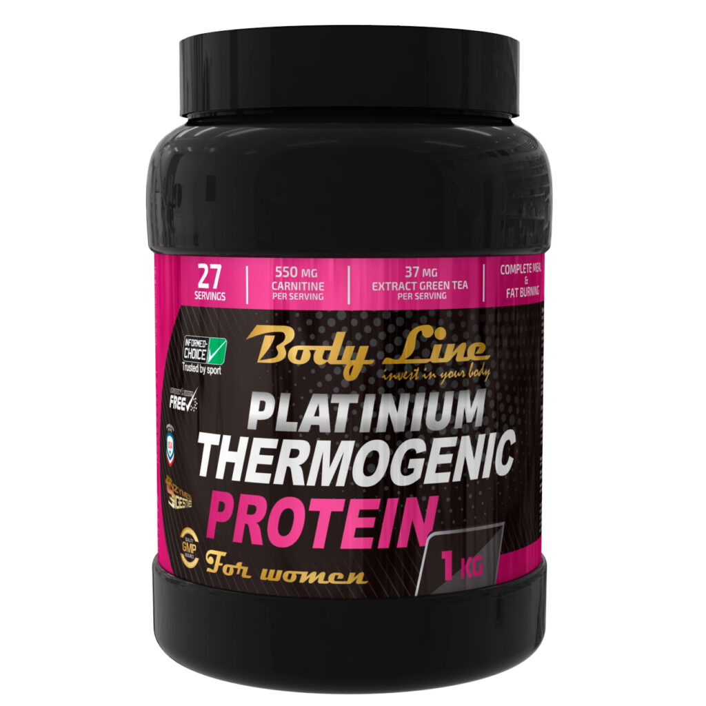 Proteina pentru femei Thermogenic Protein