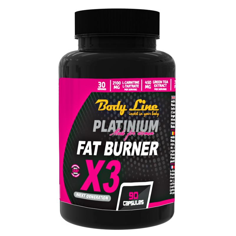 fat burner x3 for women