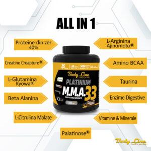 Body Line Platinium M M A 33 pareri