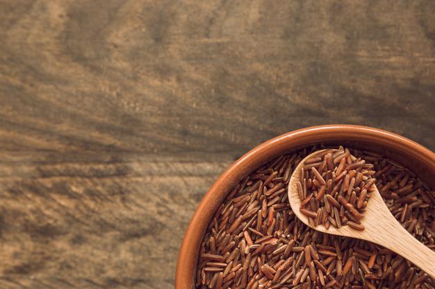 Orez brun - Alimente pentru construirea musculaturii